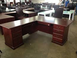 Sauder Traditional L Shaped Desk Stunning Ideas Large L Shaped Desk Thedigitalhandshake Furniture