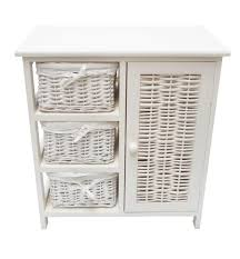 Bathroom Basket Drawers Bathroom Cabinets Wicker Drawers Narrow Bathroom Storage