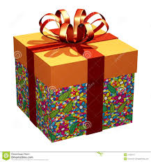wrapped gift boxes gift box wrap pattern raster royalty free stock