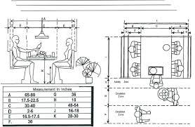 interior restaurant floor plan with bar within pleasant