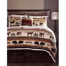 Elephant Print Comforter Set Animal Print Bedding