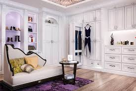luxurious and elegant walk in closet bedroom closets design with a