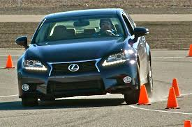 lexus gs 350 night vision gs 350 puts stealth lexus on the street new car picks