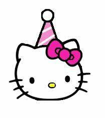 show draw kitty cheerful
