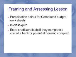 Complete Budget Worksheet Independent Living Skills Kathy Hatch Educ 668 April Ppt Download