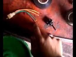 electrical problem with pocket bike ignition starter key youtube