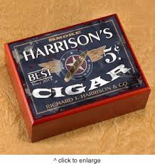 personalized cigar humidor wholesale personalized gifts gifts