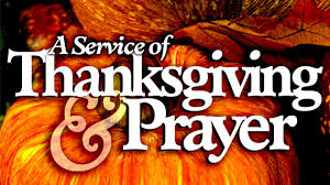 thanksgiving worship faith elca middletown
