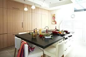 modeles de cuisine avec ilot central table ilot central awesome cuisine central table 7 inspirations 5