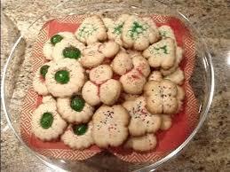 christmas press cookie recipe youtube