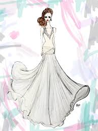fashion sketches u2013 as twisted as fretzels