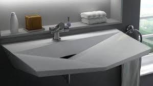 designer bathroom sinks concrete bathroom sink modern bathroom sinks york modern