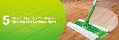 can you use a swiffer on laminate floors meze
