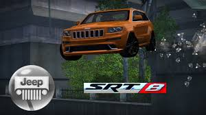 modded white jeep need for speed most wanted car mod jeep grand cherokee srt 8