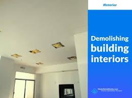 Leader Interiors 29 Best Interior Demolition Services Images On Pinterest