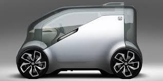 Honda Toaster Car Honda Reveals Neuv Concept Car With Tesla Like Features Inverse