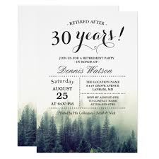 retirement party invitations personalized retirement party invitations