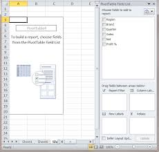 Excel 2010 Pivot Table How To Create A Ms Excel 2010 Pivot Table U2013 An Introduction
