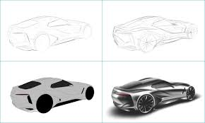 lamborghini aventador sketch free brush set hudson rio u0027s industrial design brushes
