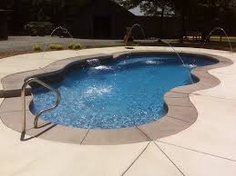fiberglass swimming pool paint color finish sapphire blue 27