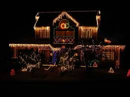 Christmas Decorations Outside House by Attractive Christmas Decorations Lights Best Home Decor Inspirations