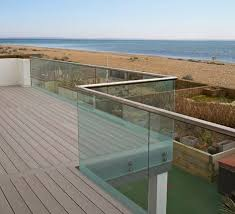 Glass Patio Fencing The 25 Best Deck Railings Ideas On Pinterest Decks Deck Design