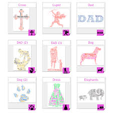 personalised birthday gift for him or her word art any age ebay