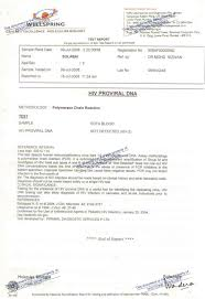 calibration report template dr test report template unique pcr proven anti hiv hoo imm plus