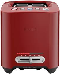 Breville Electronic Toaster Breville Bta830cb 4 Slice Smart Toast Toaster Appliances Online