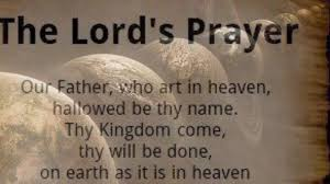 the lords prayer changed again back to the original youtube