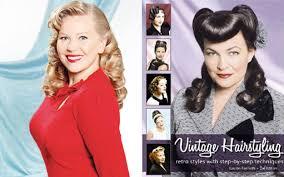 Frisuren Lange Haare Vintage by Burlesque Pin Up Hairstyles Wasserwelle Bis Lockenpracht
