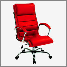 Red Leather Office Chair Furniture Office Comfortable Office Chair Modern Office Chairs