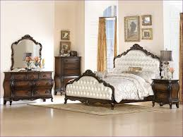 bedroom wonderful tall upholstered bed frame bedroom sets for