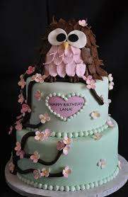 owl birthday cake 187 best owl birthday cakes images on owls barn owls