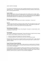 Sample Excellent Resume by Writing The Best Cover Letter