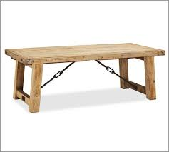 reclaimed wood extending dining table benchwright reclaimed wood extending dining table wax pine finish