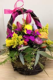 beautiful easter baskets garden landscape design ideas easter baskets the garden inspirations
