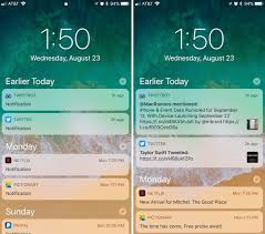 how to hide text previews for every app notification on ios 11 u0027s