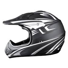 motocross bike helmets black dirt bike helmet koval inc