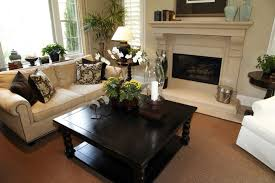 black brown coffee table 25 gorgeous living rooms featuring comforting earth tones pictures