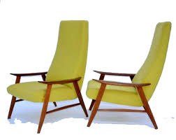 50s Armchair Pair Of Armchairs 50 U0027s Modernism
