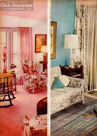 home decor 1959 style be generous with color click americana