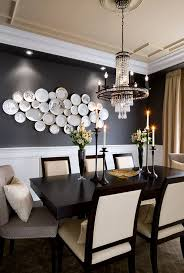 Black And White Dining Room Decorating Ideas Best  Black Dining - Dining room decor