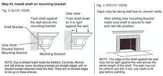 Plans For Wooden Shelf Brackets by Build Wood Mantel Shelves With Mantels Direct U0027s Fireplace Mantel Kits