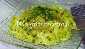 cuisiner le chou frisé chou frisé sauce au paprika recette accompagnement brocoli