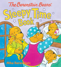 the berenstain bears u0027 sleepy time book mike berenstain