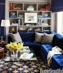 Navy Blue Sectional Sofa Navy Blue Sectional Sofa Foter