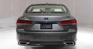 lexus hang xe nuoc nao lexus ls 2018 sắp ra mắt tại việt nam đấu mercedes s class