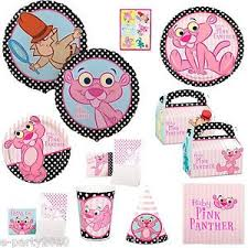 pink panther baby shower tags pink panther shower pets coloring