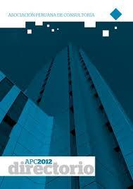 layout consultores zarate directorio apc 2012 by apc 1 issuu